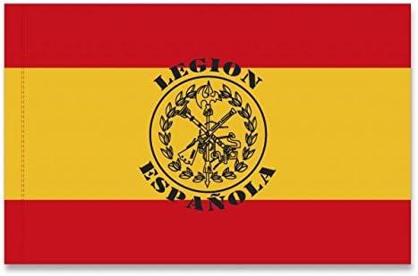 Bandera Martínez Albainox España Legión 1 x 1.50 m 30510: Amazon.es: Ropa y accesorios