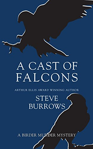 book cover of A Cast of Falcons