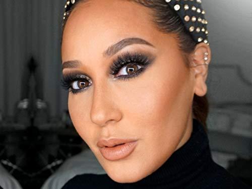 Glitter Holiday Makeup Tutorial -