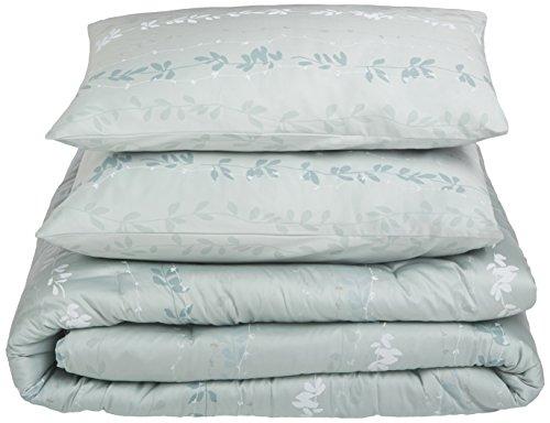 Calvin Klein Home Nightingale Comforter Set, King, Sea Mist