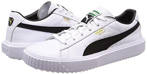 Puma Nera Breaker Bianca Sneakers e rRn4qgrYx