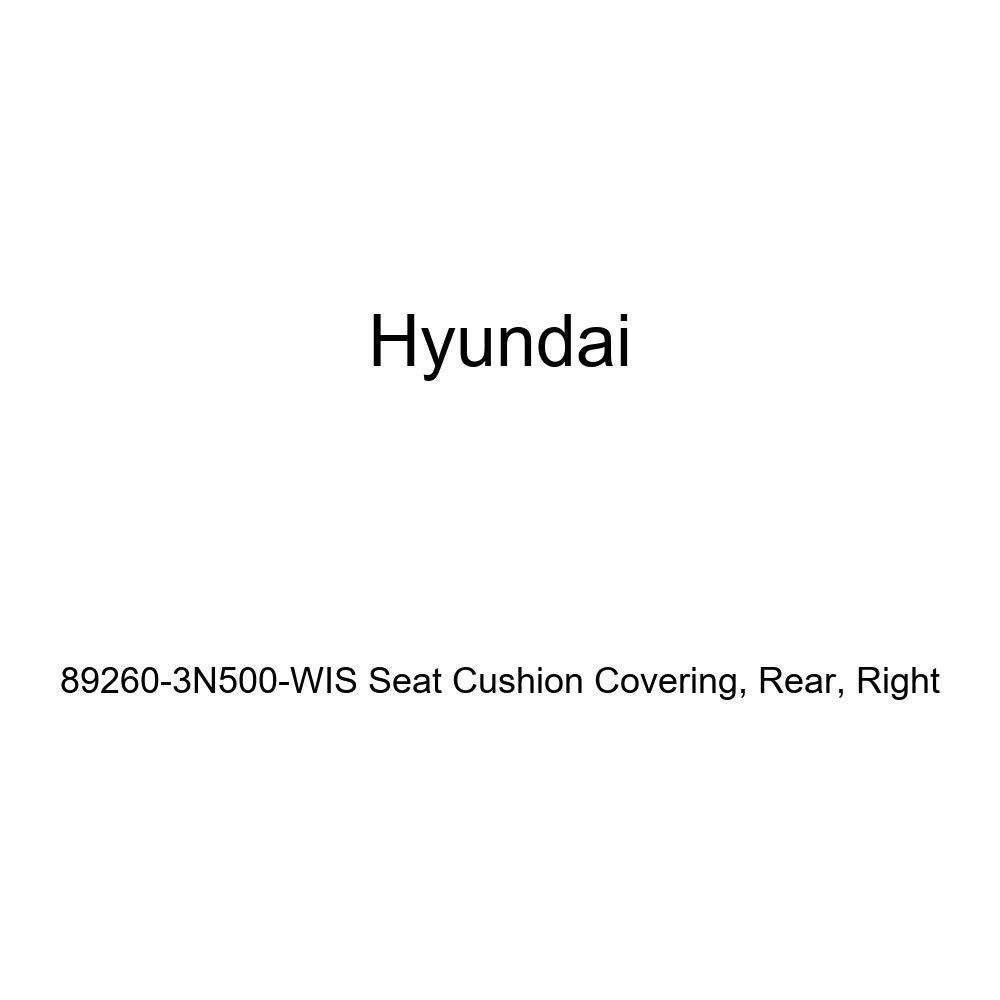 Honda Genuine 81131-TA5-A73ZB Seat Cushion Trim Cover Front Right