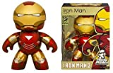 Mighty Muggs SDCC 2010 Exclusive Iron Man 2 Mark IV Action Figure