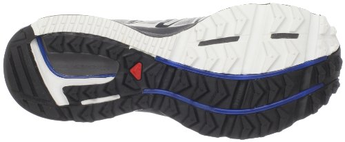 Black Shoe Blue Men's Bolt Aluminum Salomon Crossmax Neutral Trail XR Running wx1A4qP
