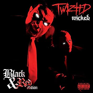 Black And Red >> Wicked 10th Anniversary Black And Red Edition Explicit Lyrics