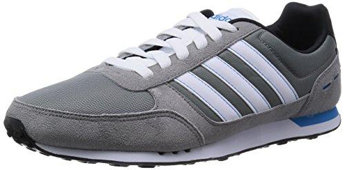 Racer Gris Adidas Para Ftwwht Hombre City Grey Solblu Zapatillas vwgxAzqx