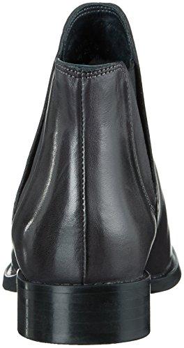 Bianco V-Split Boot Jja15, Zapatillas de Estar por Casa para Mujer Gris - Grau (15/Grey)