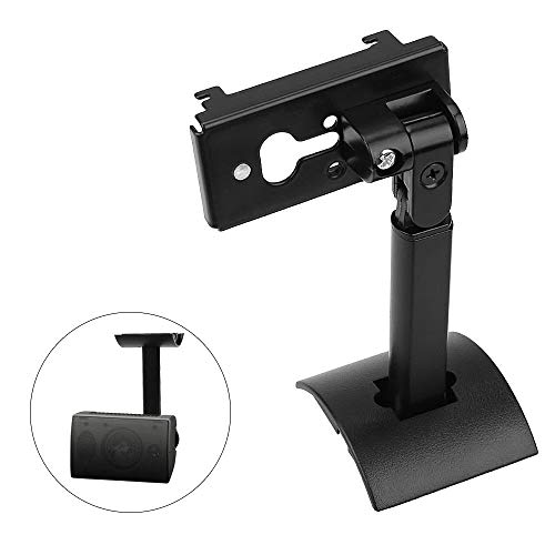 Wall Mount Ceiling Bracket for UB-20 II Compatible with All Bose CineMate Lifestyle ST535 ST525 ST520 535III 525III CM520 SoundTouch JC-II AM6-V AM10-V AM10IV Virtually Invisible 300 Lifestyle 600 (Soportes Para Pared)