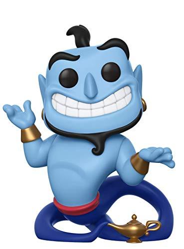 Funko 35757  Pop! Disney: AladdinGenie with Lamp, Multicolor ()