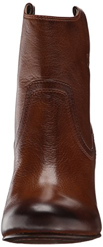 FRYE Mujer Carson Wedge Bootie Coñac