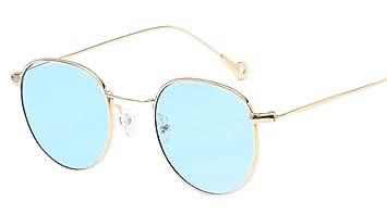 Skudy Gafas de sol marco de metal, gafas de sol, gafas de ...