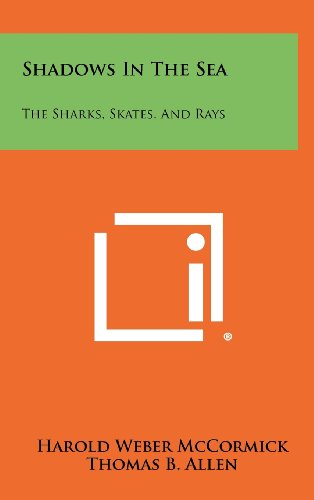 book cover of Shadows in the Sea