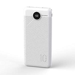 Gionee 10000mAh Fast Chaging 18W Power Bank PB10K3S(White)
