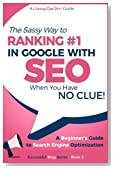 SEO - The Sassy Way of Ranking #1 in Google - when you have NO CLUE!: Beginner's Guide to Search Engine Optimization and Internet Marketing (Beginner Internet Marketing Series) (Volume 3)