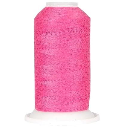 Neon Yellow Threadart Polyester All-Purpose Sewing Thread 50S//3 600m