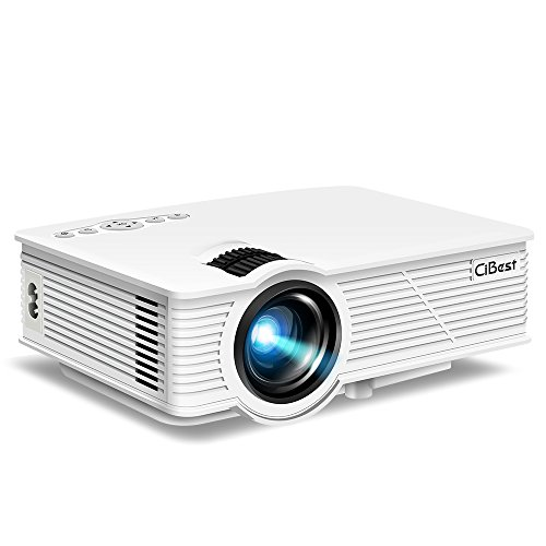 CiBest LED Video Projector Portable, 130