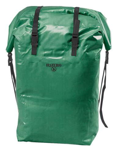 Seattle Sports H2ZERO Omni Dry Backpack - Large Roll Top Dry Bag Pack