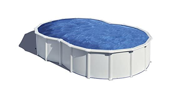 Gre - Piscina Chapa Varadero 710 x 475 x 120 cm + depuradora Arena ...