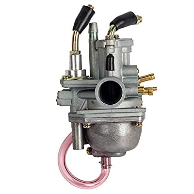 Carburetor For Polaris Predator 90 MANUAL CHOKE 90cc Carb SPORTSMAN 90 YAMAHA JOG 90 100 90cc 100cc 4DM: Automotive
