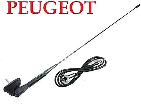 Peugeot 106 205 206 306 406 Lkw Dachantenne Mit Elektronik