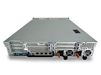 Dell PowerEdge R720 16-Bay SFF 2U Server, 2X Intel Xeon E5-2695 V2 2.4GHz 12C, 96GB DDR3, 4X 900GB 10K SAS 2.5, PERC H310, iDRAC 7 Express, 2X 750W PSUs, Rails (Certified Refurbished)