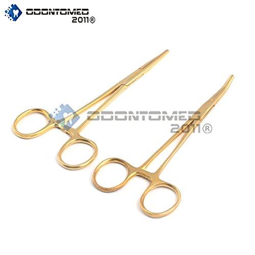 OdontoMed2011 2 Hemostat Forceps 5.5