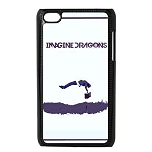 1pc Plastic Snap On Skin For Case Iphone 5c Cover, Imagine Dragons For Case Iphone 5c Covers by IGSMAR