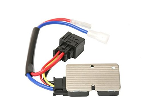 DunGu 1408218351 AC Blower Regulator Motor Resistor replacement - 92 500sel Blower Motor Resistor