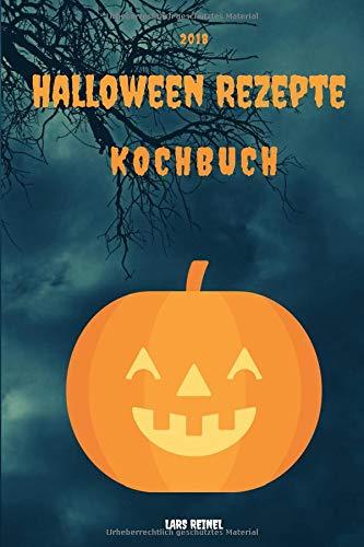 Halloween Rezepte Kochbuch (German Edition) -