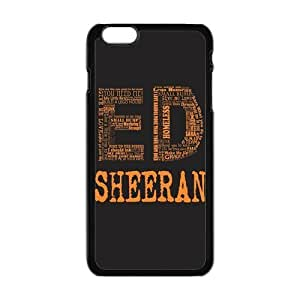 "Danny Store Hardshell Cell Phone Cover Case for New iPhone 6 Plus (5.5""), Ed Sheeran"