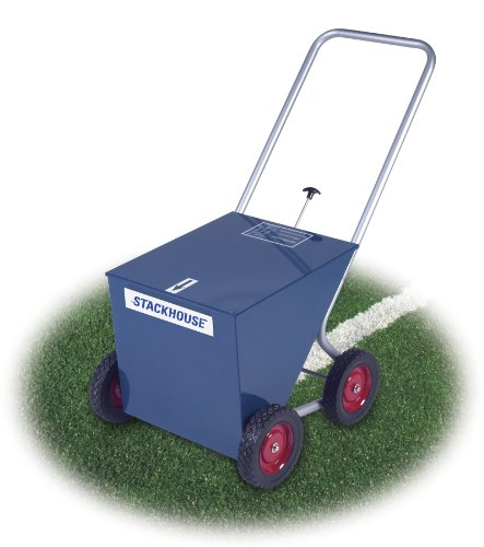 50 LB Baseball/Softball Field Chalk Liner. Super easy to use with the option of 2'' & 4'' wide chalk lines. Rolls on 4 semi-pneumatic wheels. Premium quality. Five year warranty. by 570.10