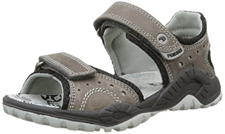 Primigi Boys' Symond E Fashion Sandals, Grey (Nab Sto/Rete Ai Grigio Sc/Nero), 13 UK