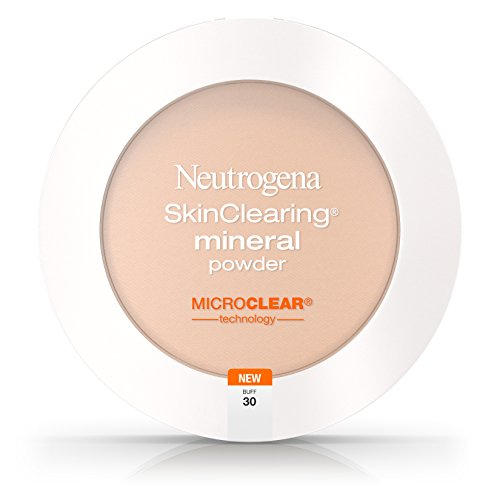 Neutrogena Skinclearing Mineral Powder, Buff 30, .38 Oz.