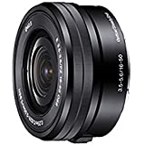 Sony SELP1650 16-50mm Power Zoom Lens(Retail Packaging)