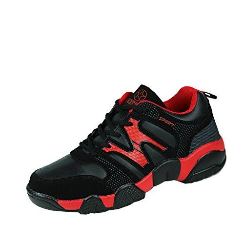 Shoes Desklets Fashionable Red Mens Winter Autumn Sports Mens Winter Desklets Autumn Fashionable F11nRpvT