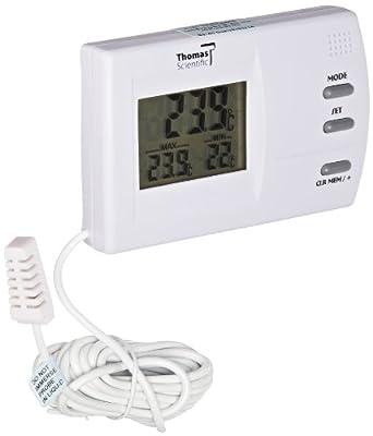 Amazon.com: Thomas pepel de mando a distancia Alarma Humedad ...