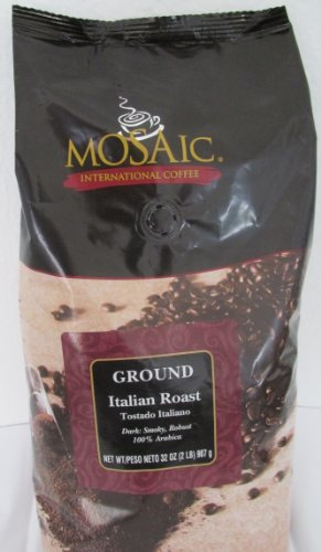 Mosaic International Coffee - Mosaic Coffee