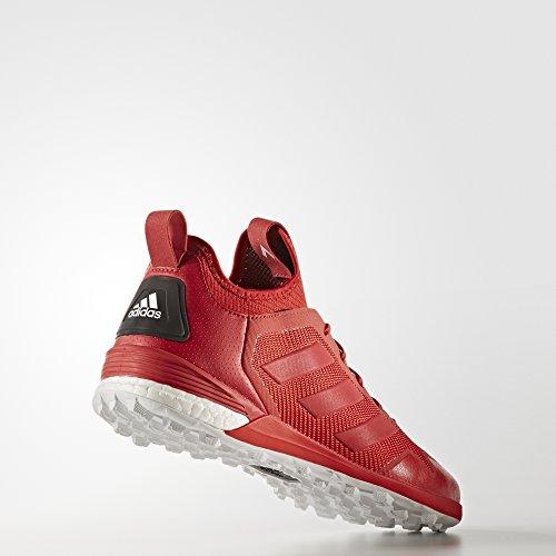 Adidas Ace Tango 17.1 Tf, Scarpe da Calcetto Uomo, Rosso (Rojo/Escarl/Ftwbla), 40 EU