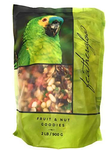 Volkman Seed Featherglow Fruit & Nut Goodies 2lb -