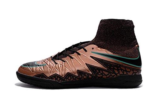 Herren hypervenomx Proximo IC MD Bronze Hi Top Fußball Schuhe Fußball Stiefel