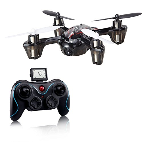 Holy Stone F180C Mini RC Quadcopter Drone with Camera 2.4GHz 6-Axis Gyro Bonus Battery and 8 Blades by Holy Stone