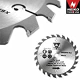 2 12'' 60t Circular Compound Miter Saw Blades Carbide Tipped 60 Tooth