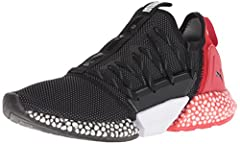 The all new hybrid rocket runner is a game changer for everyday cushioned running shoes.. the hybrid foam is a mix of our two most innovative midsole foam ignite and nrgy. The nrgy beads provide instant cushion and comfort while the ignite fo...