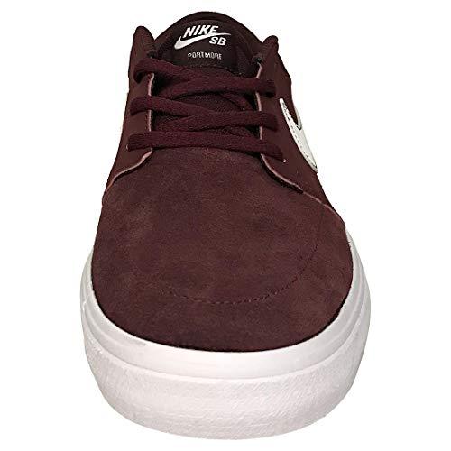 burgundy white white Skateboarding 600 De Unisex Solar black Ii Zapatillas Crush Nike Portmore Sb Adulto Multicolor qZnwHOW7v