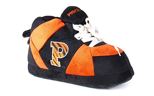OFFICIALLY LICENSED Princeton College and Womens Men's Sneaker Happy NCAA Feet Slippers Tigers fxRwqaRnX