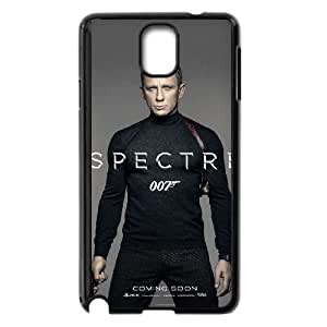 007 James Bond Samsung Galaxy Note 3 Cell Phone Case Black Exquisite designs Phone Case KMJJJ281