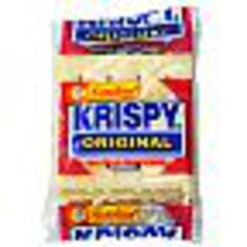 Sunshine Krispy Saltine Crackers Original 2 Count (Pack Of 1000) by Sunshine