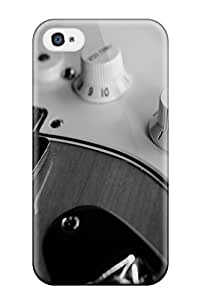 Sanchez Mark Burgess's Shop 7500056K21127240 Awesome Design Guitar Hard Case Cover For Iphone 4/4s