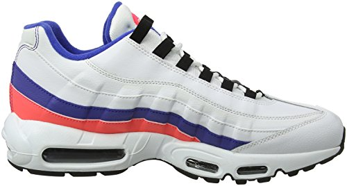 Black 95 Solar Air da Ginnastica Scarpe White Ultramar Multicolore NIKE Essential Uomo Red Max agqwvF