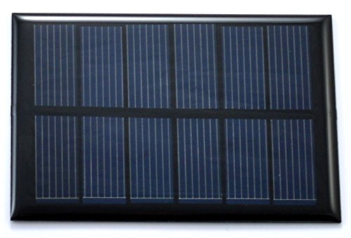 Small Solar Panel 3.0V 200mA with wires-10 pack by Sundance Solar (Image #1)